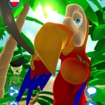 Panic Parrot for iOS and Android phones!